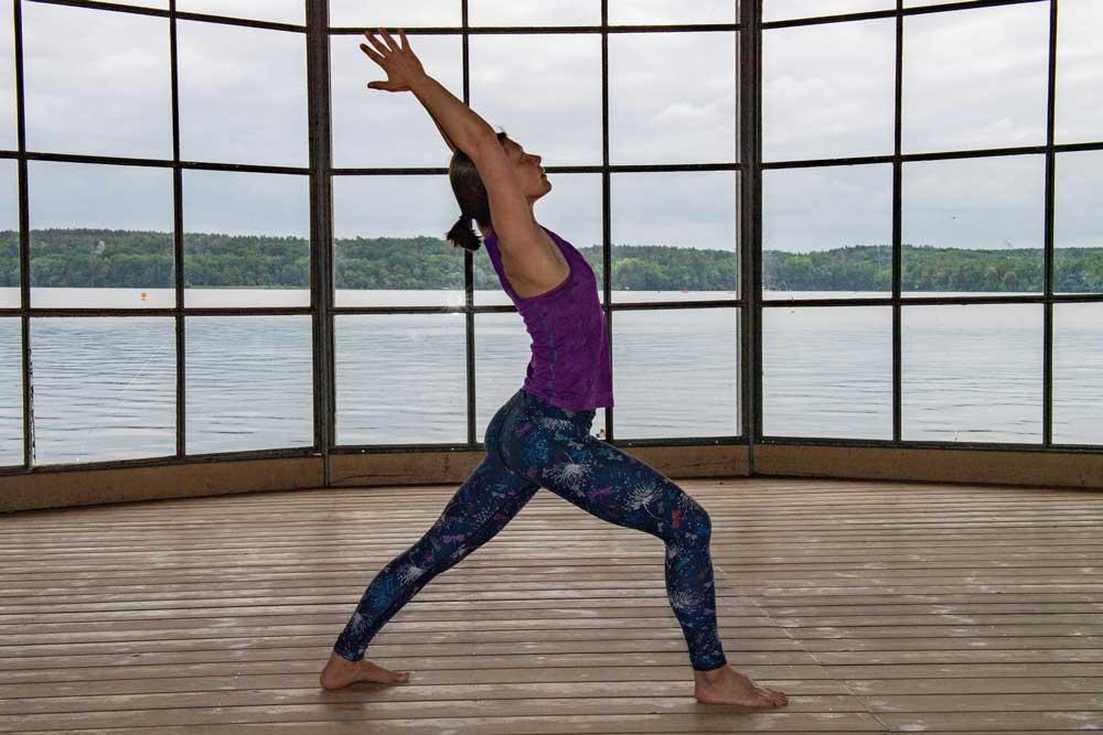 Katrin Schorm | Nachhaltig leben | Yogakurs in Berlin